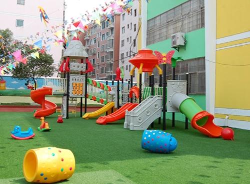 幼教部-室外游乐场